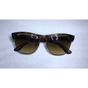 Ray-Ban Sunglasses | RB 4175 Clubmaster Oversized